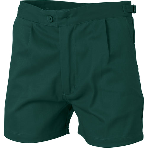 Cotton Drill Utility Shorts - 3301