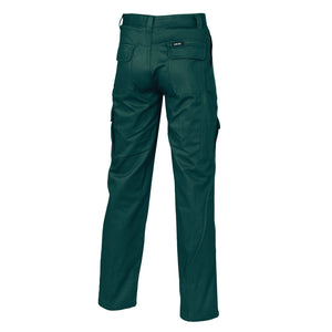 Cotton Drill Cargo Pants - 3312