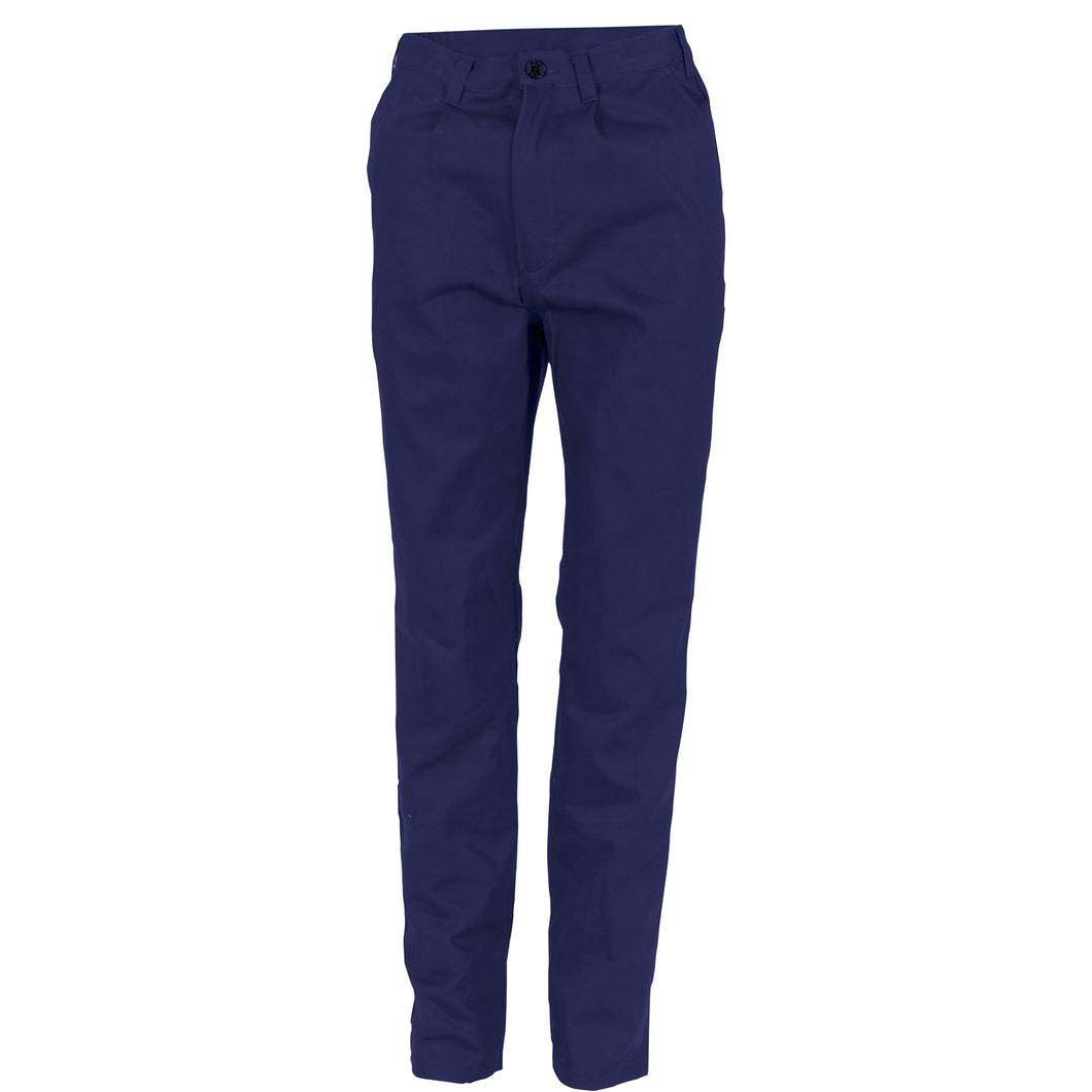 Ladies Cotton Drill Work Pants - 3321