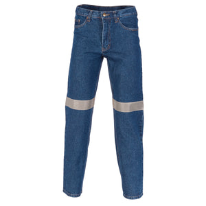 Denim Jeans With CSR R/Tape - 3327