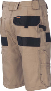 Duratex Cotton Duck Weave Cargo Shorts - 3334