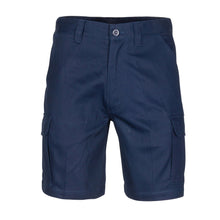 Load image into Gallery viewer, Middle Weight Cotton Double Slant Cargo Shorts - With Shorter Leg Length - 3358