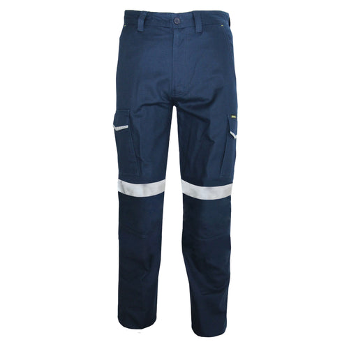 RipStop Cargo Pants with CSR Reflective Tape - 3386
