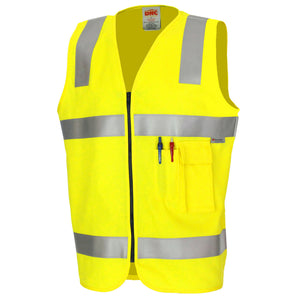 Patron Saint Flame Retardant Safety Vest with 3M F/R Tape - 3410