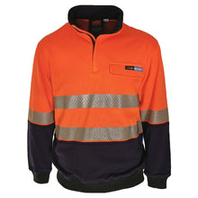 Load image into Gallery viewer, HiVis 1/2 Zip FR HRC2 D/N Jumper - 3424