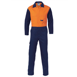 Patron Saint® Flame Retardant Two Tone Drill Overall - 3425