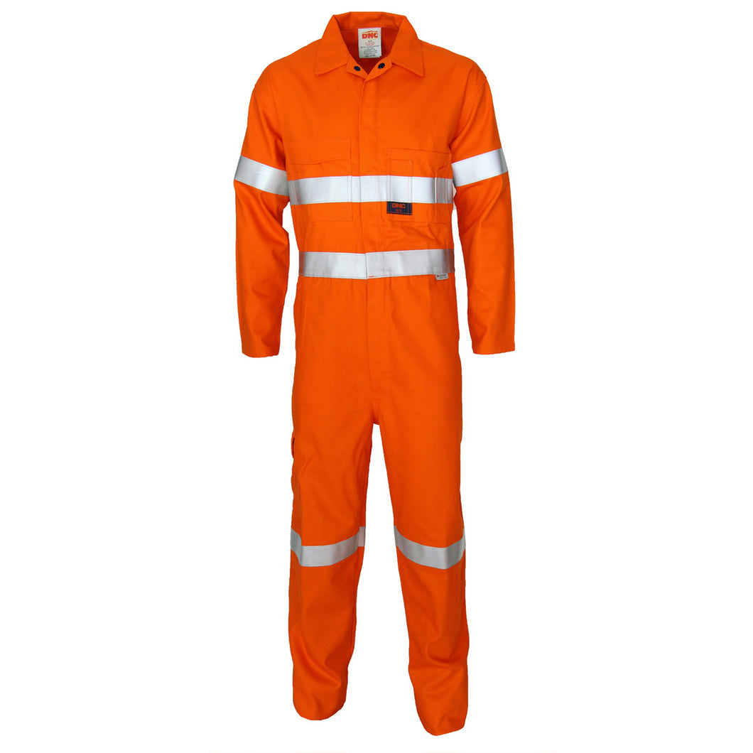Patron Saint Flame Retardant ARC Rated Coverall with 3M F/R Tape - 3427