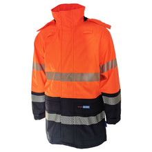 Load image into Gallery viewer, HiVis FR & HRC2 D/N Rain Jacket - 3467
