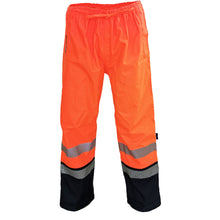 Load image into Gallery viewer, HiVis FR & HRC2 D/N Rain Pants - 3472