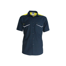 Load image into Gallery viewer, RipStop Cool Cotton Tradies Shirt, S/S - 3581