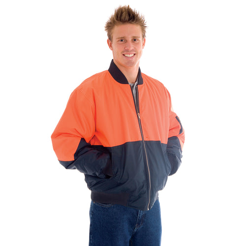 HiVis Two Tone Flying Jacket - 3861
