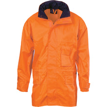 Load image into Gallery viewer, HiVis Breathable Rain Jacket - 3873
