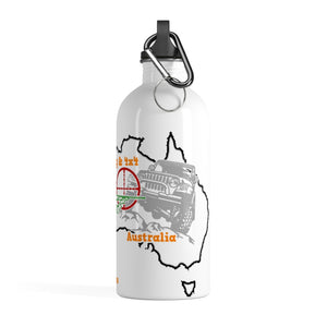 Hunting & 4x4 Australia Stainless Steel Water Bottle