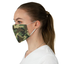 Load image into Gallery viewer, Camo Reusable Face Mask