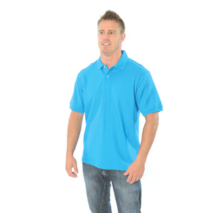 Mens Cotton Rich New York Polo - 5256