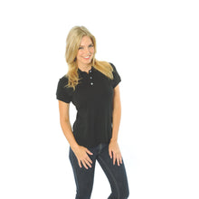 Load image into Gallery viewer, Ladies Cotton Rich New York Polo - 5258