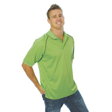 Load image into Gallery viewer, Mens Cool Breathe Rome Polo - 5267