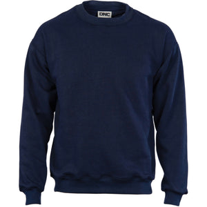 Crew Neck Fleecy Sweatshirt (Sloppy Joe) - 5302