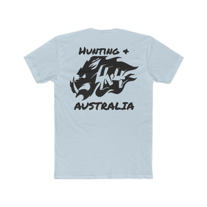 Pig Hunter Mens T-shirt