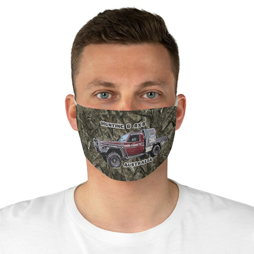 Exclusive Hunting & 4x4 Australia Real Tree Camo Reusable Face Mask