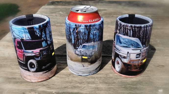 Personalised/Custom Stubby Holder 375ml