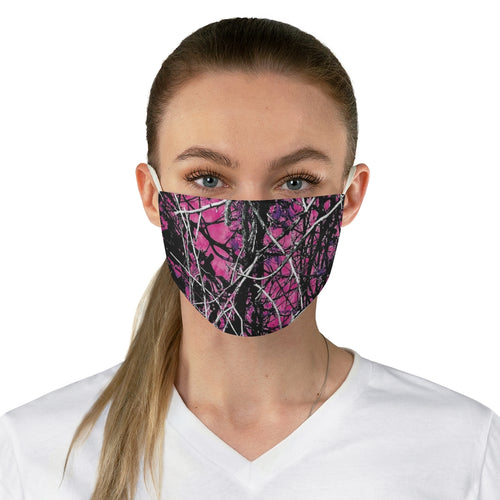 Muddy Girl Camo Reusable Face Mask
