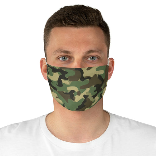 Camo Reusable Face Mask