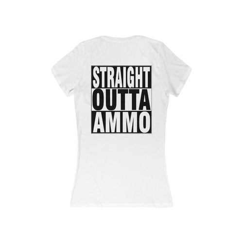 Straight Outta Ammo Women's T-shirt
