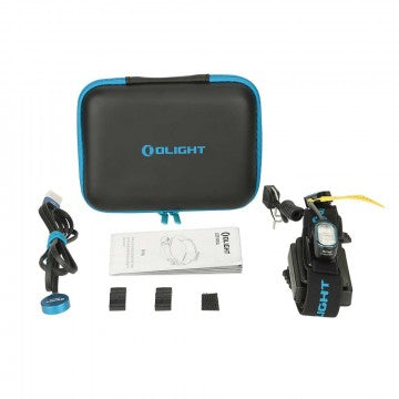 Olight Array 400 lumen USB rechargeable LED headlamp