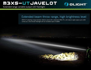 Olight M3XS-UT Javelot Basic Hunting Kit