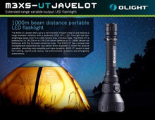 Load image into Gallery viewer, Olight M3XS-UT Javelot Basic Hunting Kit