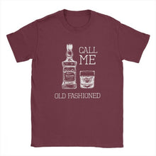 Load image into Gallery viewer, Call Me Old Fashioned T-Shirt