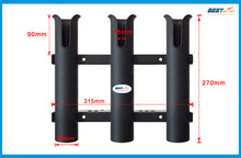 Load image into Gallery viewer, 3 Link Fishing Rod Holder