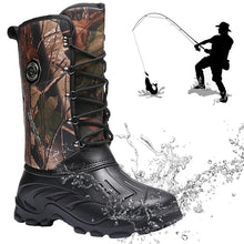 Load image into Gallery viewer, Waterproof Hunting, Fishing Boots