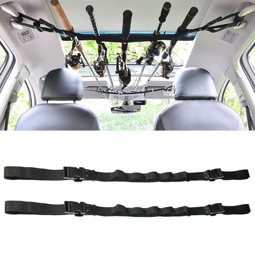 Car Fishing Rod Carrier