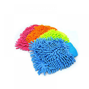 Microfiber Car Wash Glove Sponge