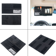 Load image into Gallery viewer, Tactical Sun Visor Organiser (3 colour choice)
