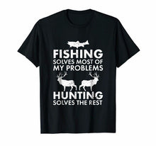 Load image into Gallery viewer, Fishings & Huntings T-Shirt