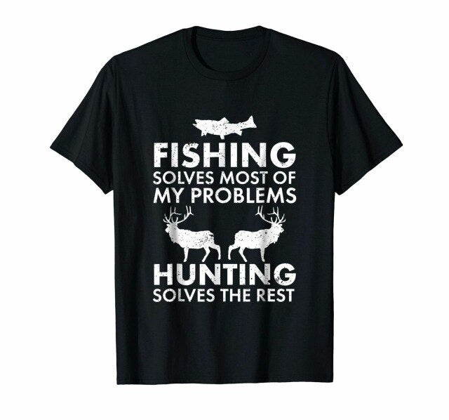 Fishings & Huntings T-Shirt