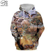 Load image into Gallery viewer, 3D Hunting Hoodie