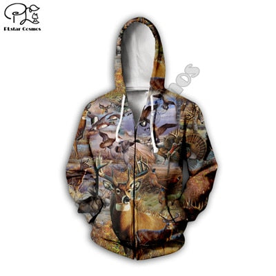 3D Hunting Jacket