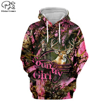 Load image into Gallery viewer, 3D Country Girl Hoodie