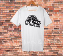 Load image into Gallery viewer, 4x4 Off Road T-shirt