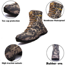 Load image into Gallery viewer, Outdoor Hiking Or Hunting Boots