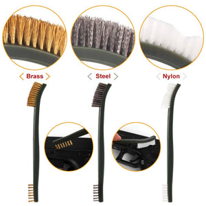 9Pcs Gun Cleaning tool Set