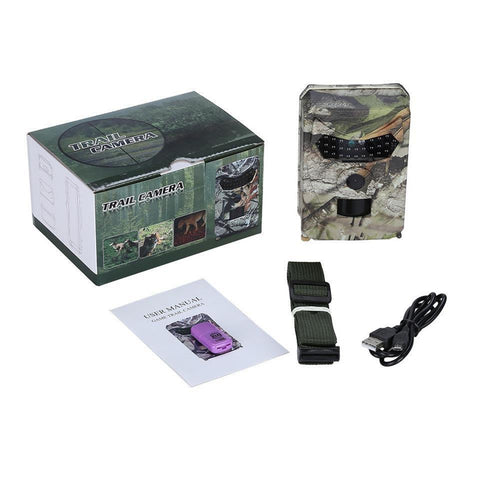 12MP Trail Camera