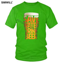 Load image into Gallery viewer, Save Water Drink Beer T-Shirt