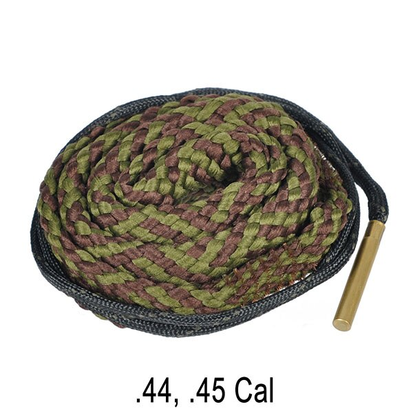 Bore Snake For .44, .45 Cal