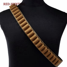 Load image into Gallery viewer, Ammo Holder, Shoulder Belt (3 colours available)