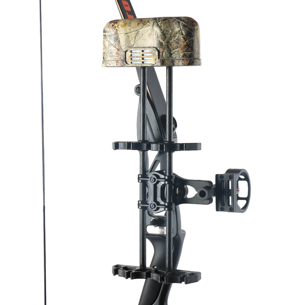 Camouflage Quiver for 5 arrows